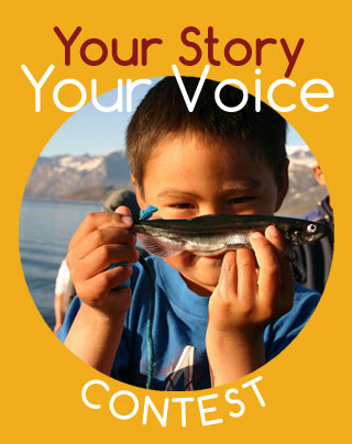 Your Story, Your Voice Contest